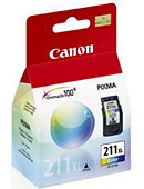 Canon Ink Cartridge CL-211XL Color