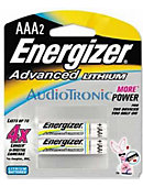 BATTERY/LITHIUM AAA 2PACK ENERGIZER
