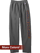 Georgia Highlands College Open Bottom Sweatpants