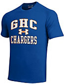 Under Armour Georgia Highlands College Chargers Nu-Tech T-Shirt