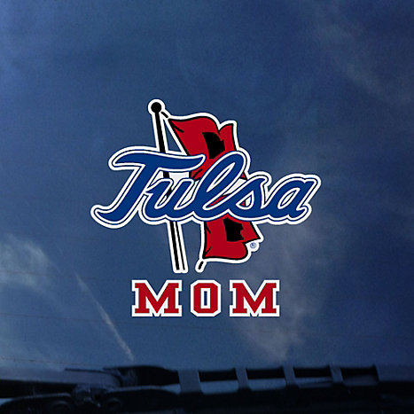 Product: University of Tulsa Mom Decal