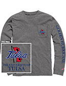 University of Tulsa Long Sleeve T-Shirt