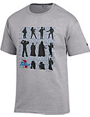University of Tulsa Golden Hurricane Star Wars T-Shirt