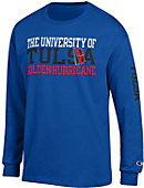 University of Tulsa Golden Hurricane Long Sleeve T-Shirt