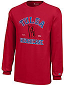 University of Tulsa Golden Hurricane Youth Long Sleeve T-Shirt