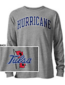 University of Tulsa Long Sleeve Victory Falls T-Shirt