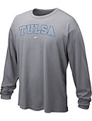 Nike University of Tulsa Dri-Fit Long Sleeve T-Shirt