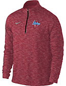 Nike University of Tulsa Golden Hurricane 1/4 Zip Fleece