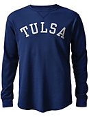 University of Tulsa Watch Hill Waffle Long Sleeve T-Shirt