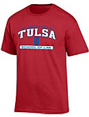 University of Tulsa School of Law T-Shirt