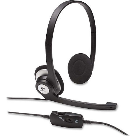 Product: Headset Log ClearChat Stereo