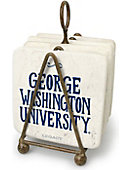 George Washington University Coaster - Set of 4