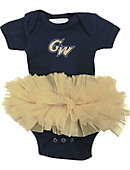 George Washington University Colonials Infant Creeper with Tutu