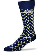 George Washington University Women's Quatrafoil Socks