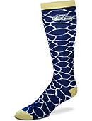 George Washington University Women's Giraffe Knee High Socks