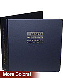 George Washington University 1.5'' Binder