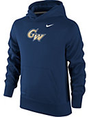 Nike George Washington University Colonials Youth Therma Hooded Sweatshirt