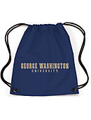 George Washington University Nylon Equipment Carrier Bag