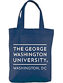 George Washington University Cotton Tote