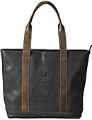 George Washington University Leather Tote