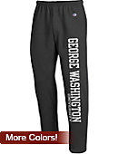 George Washington University Open Bottom Sweatpants