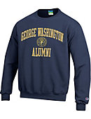 George Washington University Alumni Crewneck Sweatshirt