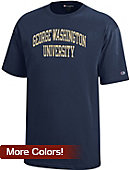 Youth Short Sleeve George Washington University T-Shirt
