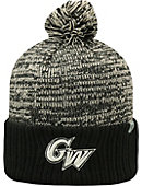 George Washington University Colonials Pom Knit Cuffed Cap