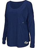 George Washington University Colonials Women's Long Sleeve T-Shirt