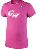 Nike George Washington University Youth Girls' T-Shirt