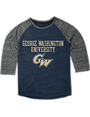 George Washington University Women's 3/4 Sleeve T-Shirt