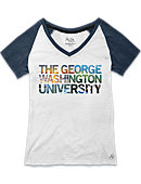 George Washington University Women's T-Shirt