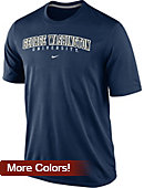 Nike George Washington University Dri-Fit Legend T-Shirt
