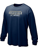 George Washington University Colonials Dri-Fit Long Sleeve T-Shirt - Nike