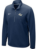 George Washington University Dri-Fit Training 1/4 Zip Top