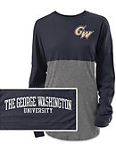 George Washington University Women's Ra Ra T-Shirt