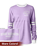 George Washington University Women's Long Sleeve RaRa T-Shirt