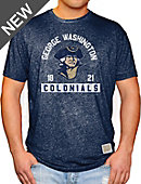 George Washington University Colonials Mock Twist T-Shirt