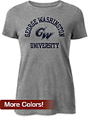 George Washington University Colonials Women's Freshy T-Shirt