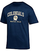 George Washington University Colonials Water Polo T-Shirt