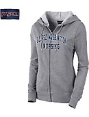 George Washington University Women's Full Zip Hooded Sweatshirt