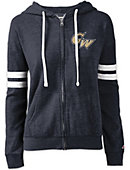 George Washington University Colonials Women's Victory Springs Full Zip Hooded Sweatshirt