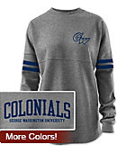 George Washington University Women's Victory Springs Ra Ra Long Sleeve T-Shirt
