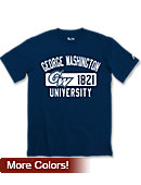 George Washington University Colonials T-Shirt