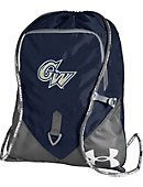 George Washington University Colonials Sackpack