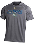 Under Armour George Washington University Colonials Nu Tech Performance T-Shirt