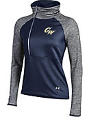 George Washington University Women's 1/4 Zip Pullover