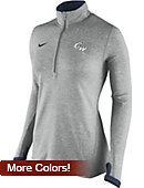 Nike George Washington University Colonials Women's 1/2 Zip Element Pullover