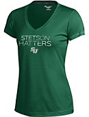 Stetson University Hatters Women's V-Neck T-Shirt