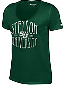 Stetson University Women's V-Neck T-Shirt